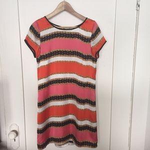 Anthropologie Pim + Larkin Colorful Dress Sz M